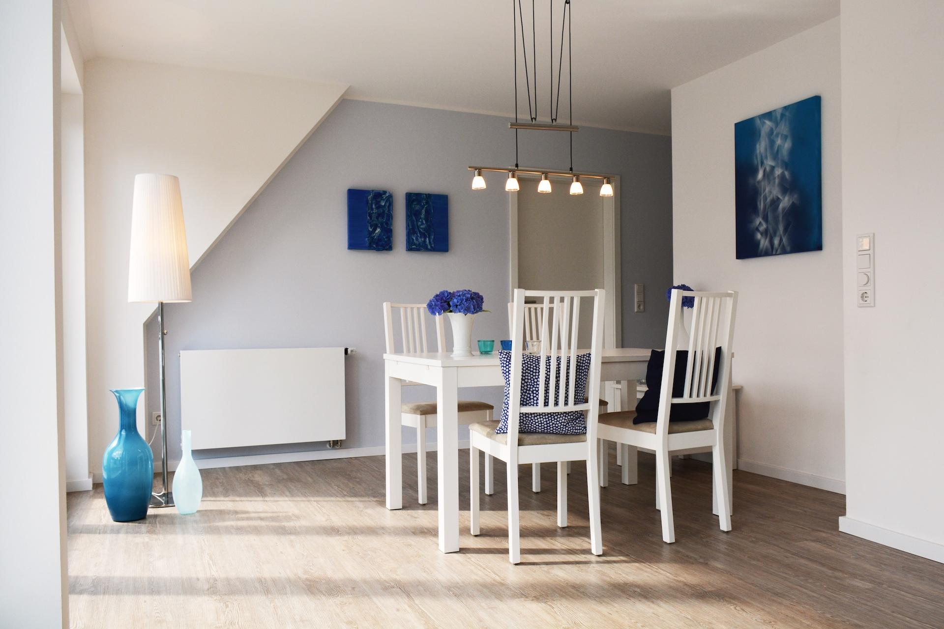 Architektur Viola P. Stange - Impressionen Ferienhaus Innen
